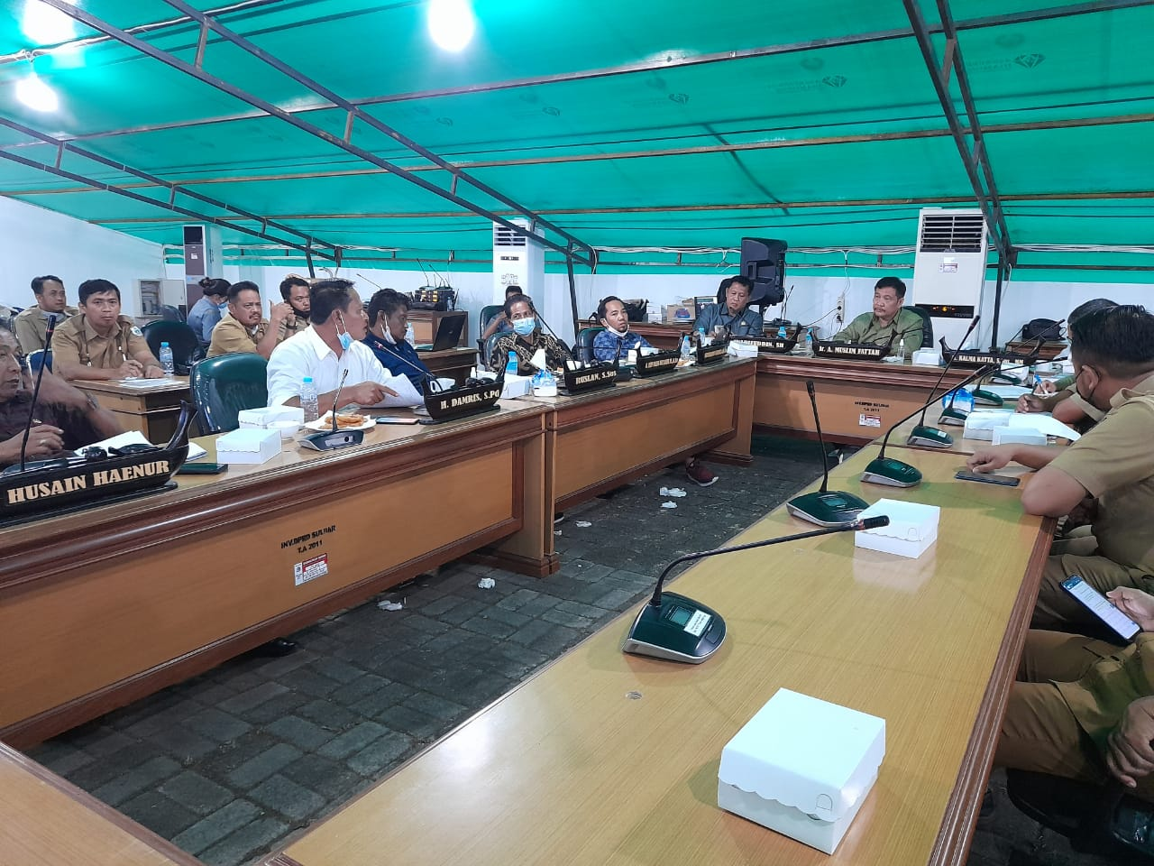 Legislator Damris Sebut TAPD dan Dinas PU Sulbar telah Melecehkan Lembaga DPRD